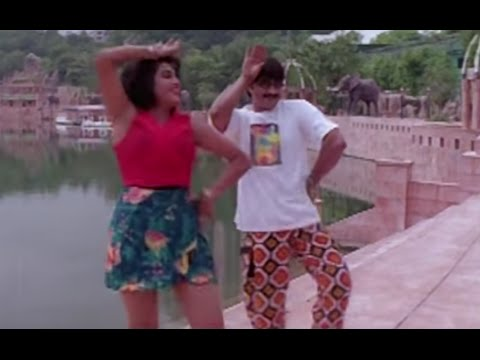 Yettundi Abbai Video Song || English Pellam East Godavari Mogudu Movie  || Srikanth, Ramya Krishna