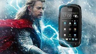 Самый защищенный смартфон Viking Thor Plus