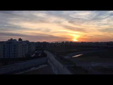 Turkey Izmır Sunset Timelapse