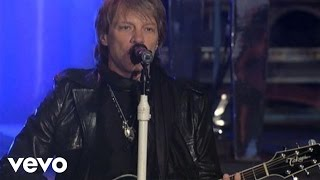 Bon Jovi Who Says You Cant Go Home Live on Letterman.mp3
