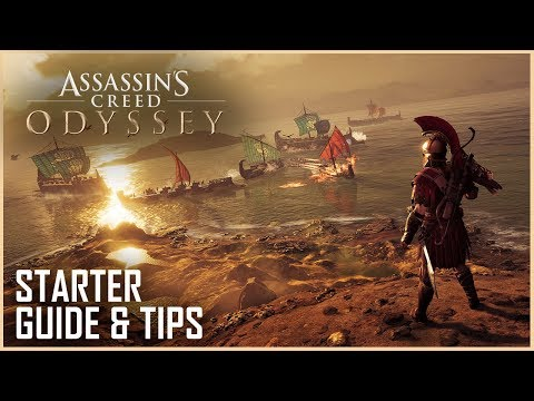 Assassin's Creed Odyssey: Quick Starter Tips for Every Spartan | Guide | Ubisoft [NA] thumbnail