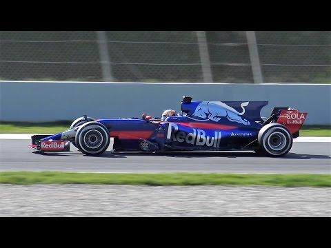 Carlos Sainz Jr. | Toro Rosso STR12 F1 Test by Jaume Soler