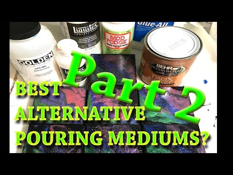 The Best Alternative to Liquitex Pouring Medium Revealed!
