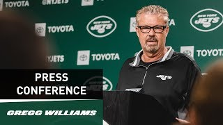 Gregg Williams Press Conference (10/18) | New York Jets | NFL Video