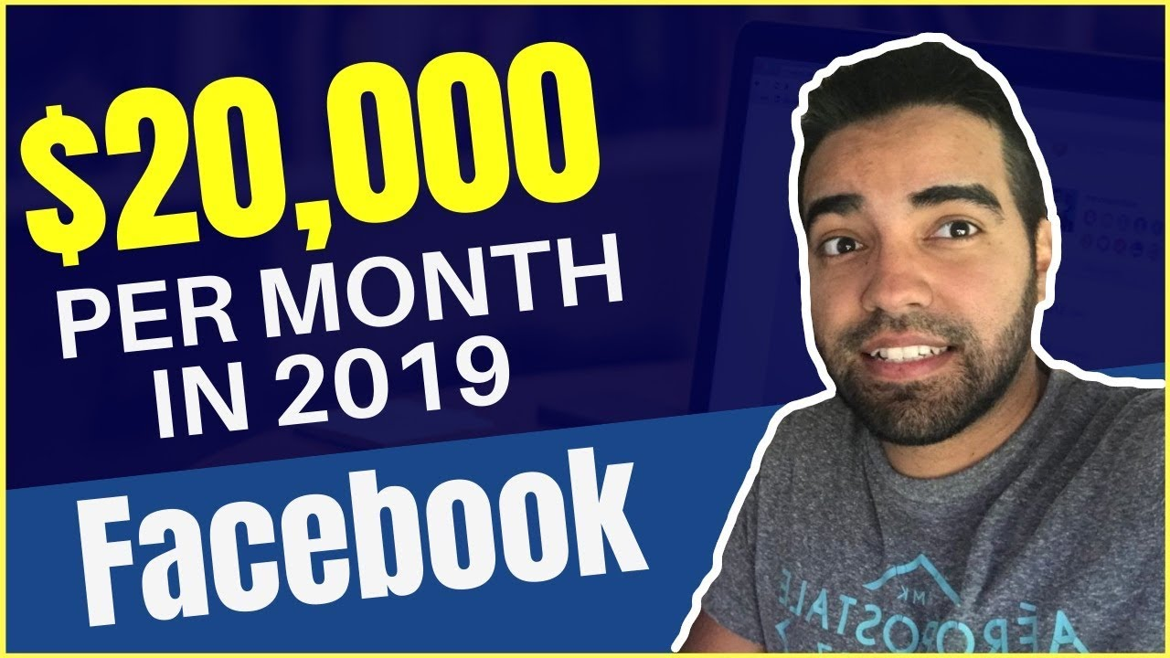 How To Make Money on Facebook in 2019