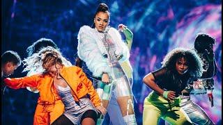 Kadiatou Holm Keita: We Found Love – Calvin Harris/Rihanna - Idol Sverige (TV4)