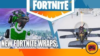 Fortnite News | All Season 7 Updates Explained, New Wraps/Skins, and Planes are a BIG Problem