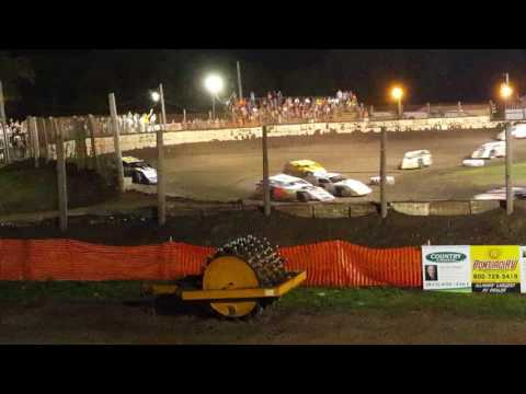 Part 1 Fairbury American Legion Speedway Modified Summer Nationals