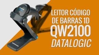 leitor de Cdigo de Barras Imager 1D QuickScan Lite QW2100 - Datalogic - ZIP Automaço