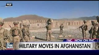 500 U S  Soldiers Heading To Afghanistan