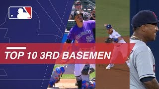 The top 10 third baseman in MLB right now
