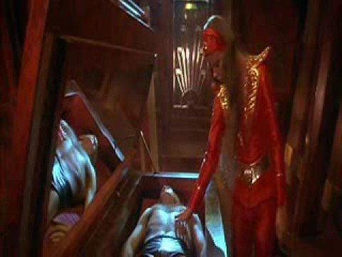 Aura: Princess of the Blood Ornella Muti in Flash Gordon