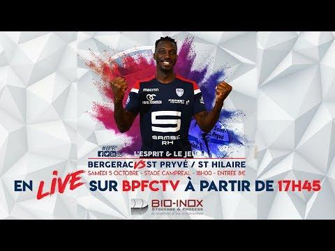 BPFC - St Pryvé St Hilaire