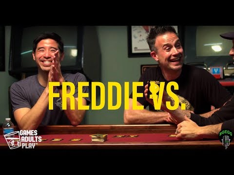 Freddie Vs. Games Adults Play  Shit Happens