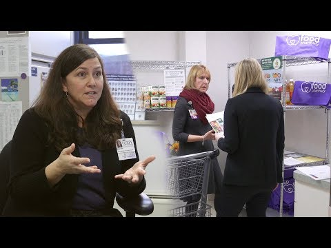 How Hurley Medical Center is combating food insecurity