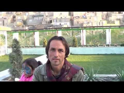 Sutara Arian Visit To City Park Kabul