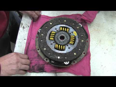 Trans & Clutch 4 - Installing The Clutch