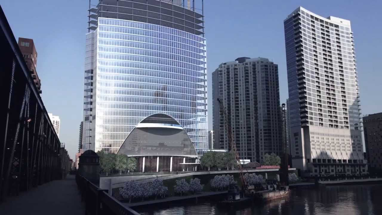 River point chicago youtube for Riverpointe