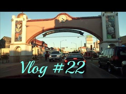 La Villita De Chicago!!  VLOGS DIARIOS | Una Familia De Youtube Vlogs