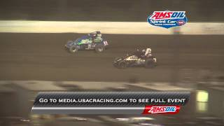 USAC National Sprint Cars at Eldora Speedway - July 28, 2012