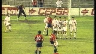 No 09. SPAIN - ARMENIA 1-0 (07/06/1995) Highlights