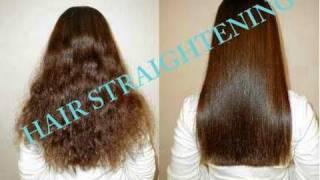 My Daily Hair Straightening Routine: Everyday Hair care   SuperPrincessjo