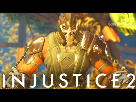 INSANE 800 DAMAGE COMBO WITH BAAAAANE!!! - Injustice 2 All Character Cycle #16