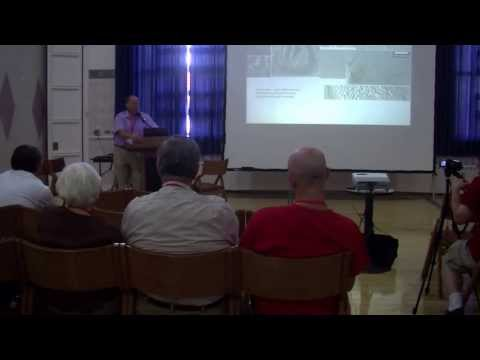 Walks on Mars - Jim Secosky - 16th Annual International Mars Society Convention