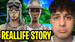 Falsche Freunde.. Reallife Story😱 mit RECON EXPERT in Fortnite