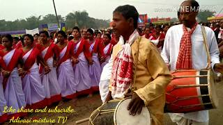 Assam kurmi samaj/21st Tri-Annual conference Assam 2020 Orang//Jhumur Danceperformance part-2