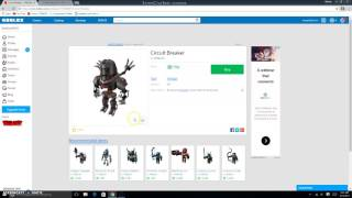 How to get avatar items free in Roblox!!!