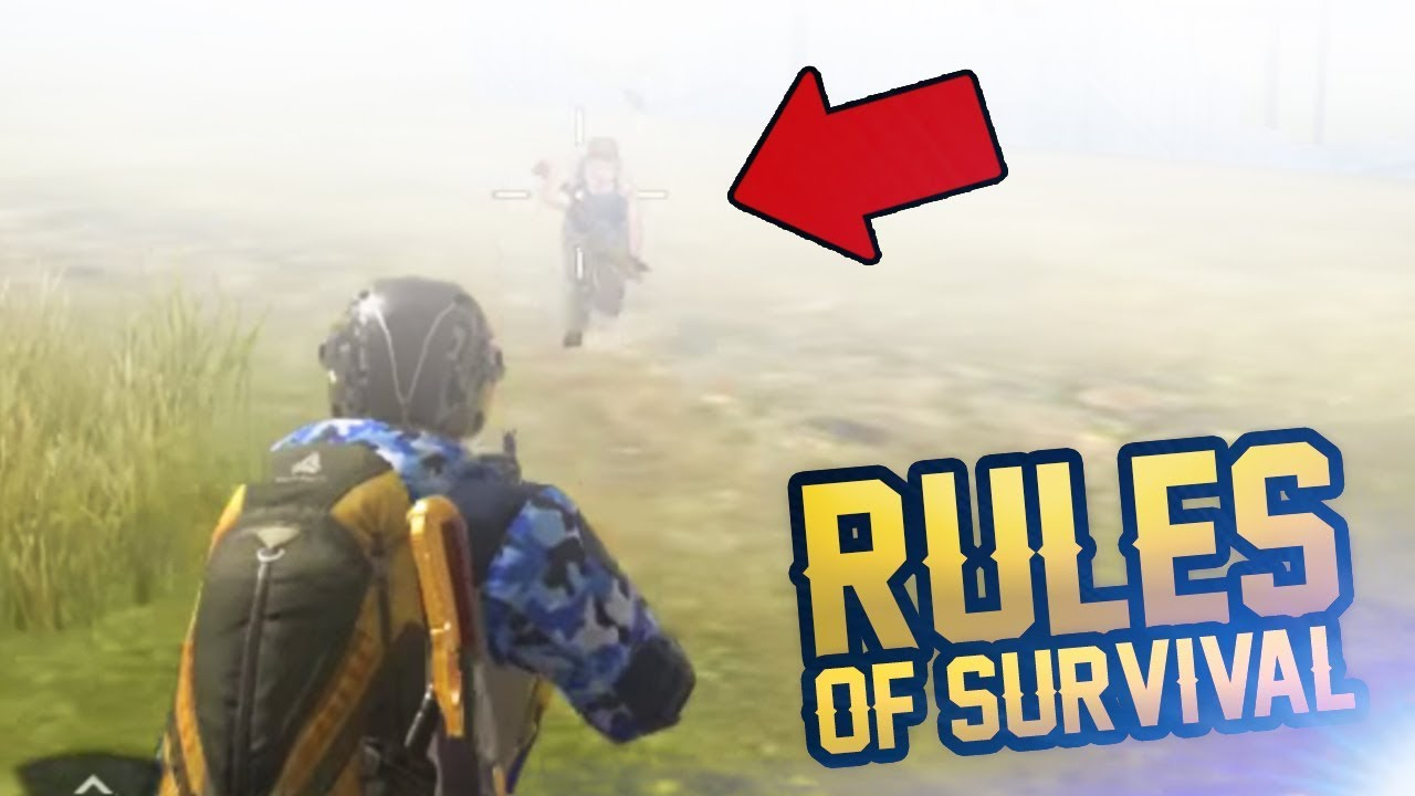 Cazando en la niebla rules of survival pubg en - Rules of survival wallpaper android ...