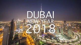 Dubai Celebrates NYE 2018