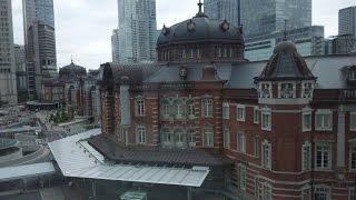 説明 東京駅丸の内にあるKITTEから撮影した東京駅の眺めです お見苦しい...