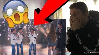 TNT Boys performs with Ariana Grande! | REACTION! | The Late Late Show with James Corden!