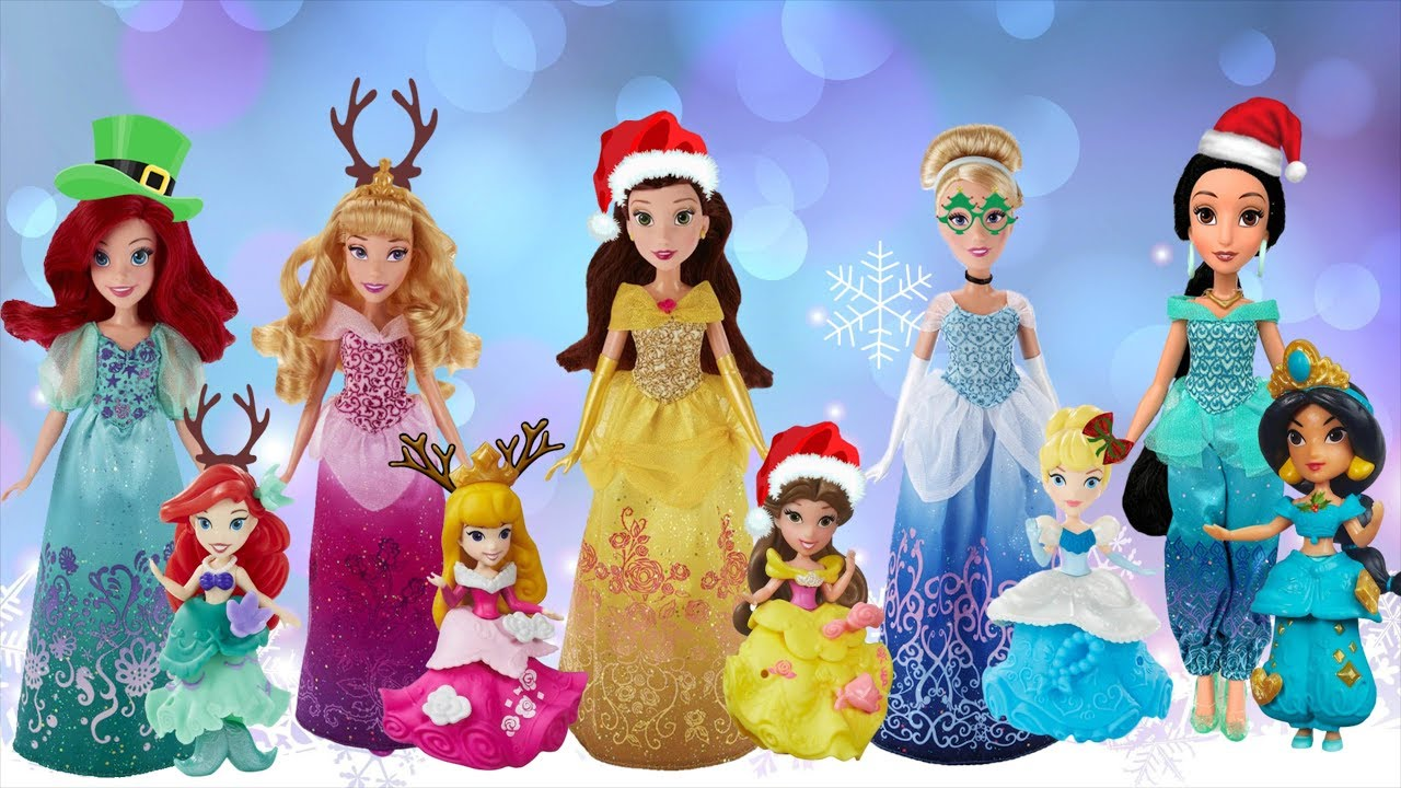 disney princess christmas song