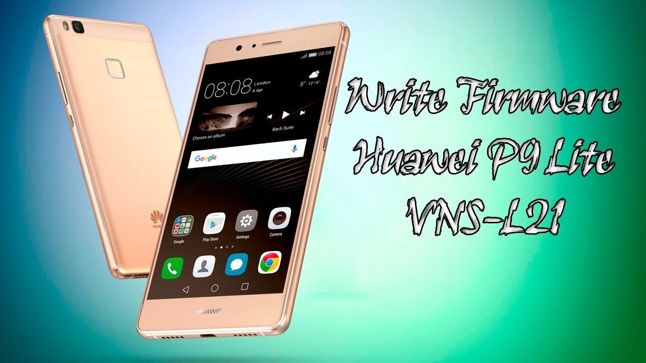 huawei firmware p9 lite vns-l23