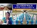 Trip by Train - Sekali-kali Naik Argo Wilis Stainless Steel dari Bandung