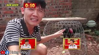 Bà Tân Vlog - cùng con trai cưng Hưng Vlog Đi Thi Thach Thức Danh Hài Trấn Thành Trường Giang