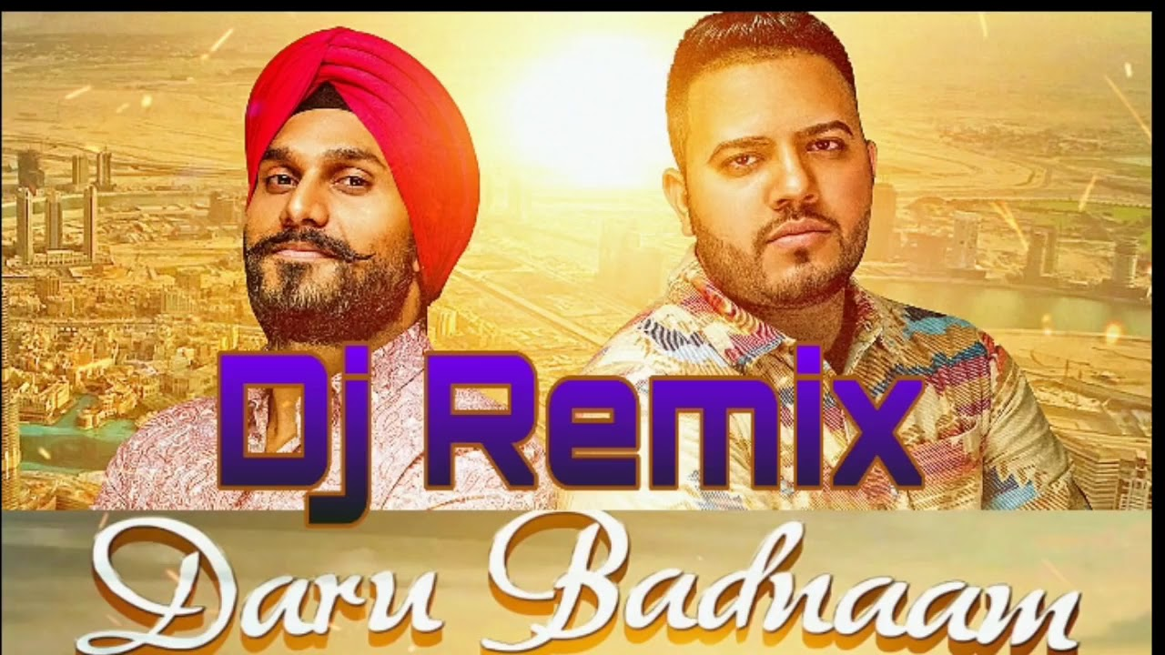 Daru Badnaam Remix   Kamal Kahlon   Param Singh// Latest Punjabi Songs 2018 Remix #1