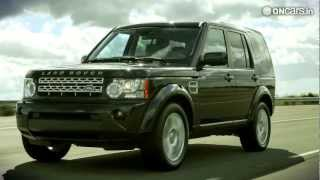 2013 Land Rover Discovery 4 Revealed