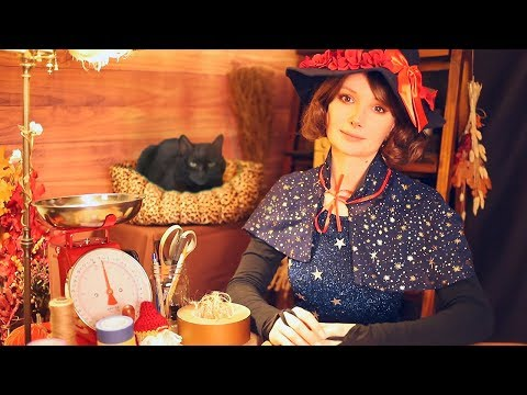 Kiki's Delivery Service 🧹 ASMR A Witchy Post Office Roleplay