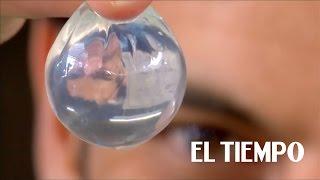 Download Lagu Las 'burbujas' de agua que buscan reemplazar a las botellas plásticas mp3