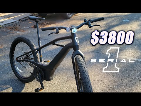 Serial 1 by Harley-Davidson The Most Expensive Electric Bicycle I Have Tried So Far! thumbnail