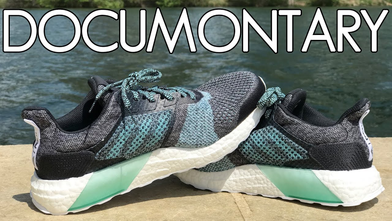adidas Ultra BOOST ST Parley • Review & On Feet | DOCUMONTARY