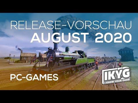 Games-Release-Vorschau - August 2020 - PC
