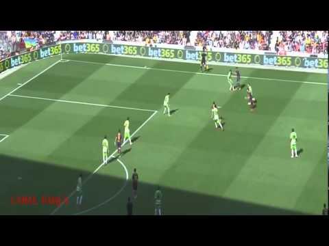 barcelona vs getafe 2-2 All goals and Highlights