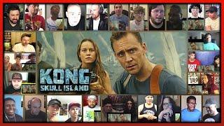 KONG: SKULL ISLAND Comic-Con Trailer Reaction