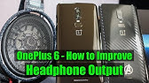 How to Improve Audio Output On The Oneplus 6 Using Magisk And