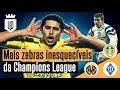Maiores zebras da Champions League PARTE 2 | UD LISTAS